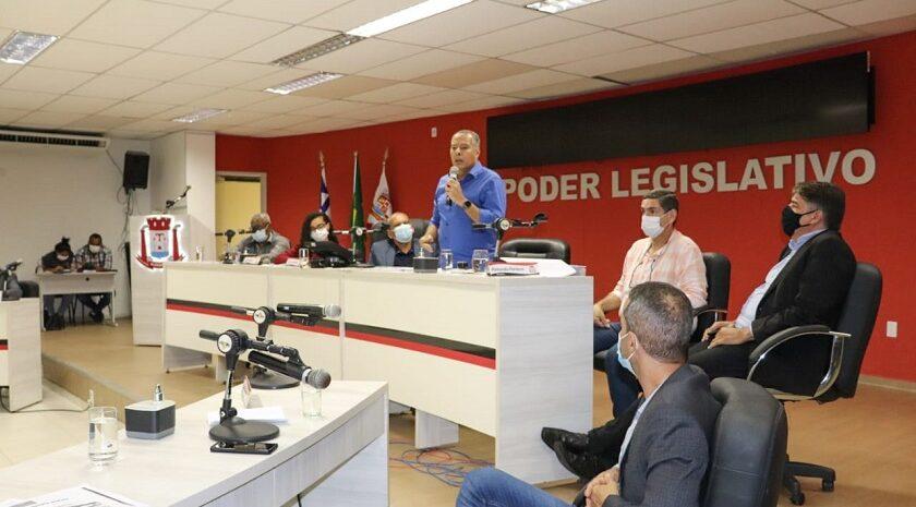 Prefeitura declara caducidade e extingue contrato com a empresa de transporte coletivo Cidade das Águas